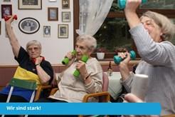 Gerontopsychiatrische Tagespflege im Horst-Salzmann-Zentrum