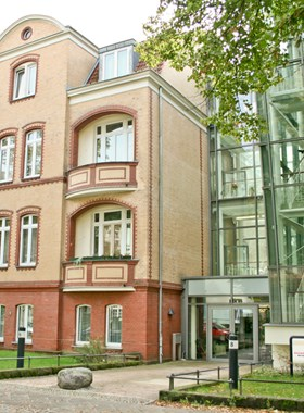 Berlin, Pflegewerk Haus Curamus gGmbH