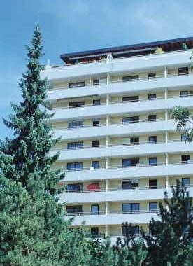 Untergiesing-Harlaching, München, Senioren-Appartements am Isarhochufer gemeinnützige GmbH