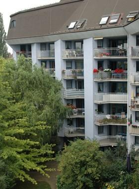 Frankfurt am Main, Haus Aja-Textor-Goethe  Pflegedienst Melissa