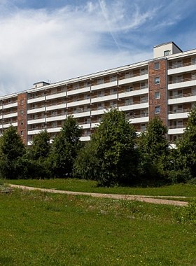 Berlin, Pflegewohnheim Altglienicke