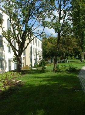 Erfurt, ASB Seniorenheim Georg Book