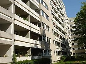 Berlin, Wohnanlage Angerburger Allee - Reinhold Schott