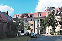 Berlin, Tagespflege im Seniorenzentrum St. Konrad