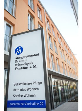 Frankfurt am Main, Margarethenhof Gruppe - Residenz Rebstockpark