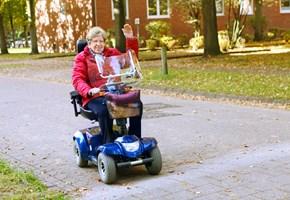 Elektromobile und Scooter