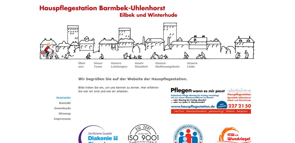 Hauspflegestation Barmbek Uhlenhorst