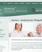 Leipzig, Genius Ambulanter Pflegedienst