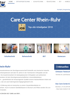 Bochum, Care Center Rhein-Ruhr GmbH